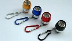 LED照明金屬迷你手電筒