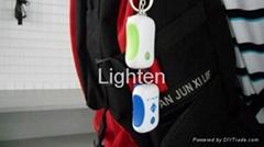 LED手搖發電迷你手電筒