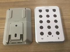 上海模具廠智能家居門禁模具 密碼輸入面板塑料模具