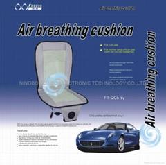 Air breathing cushion