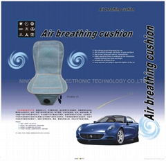 Air breathing cushion