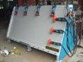 木工机械 双面带孔门窗组装机 2