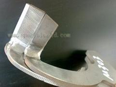 適合異種鋼焊接的合金鋼焊條WE600