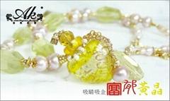 春天生人带黄水晶珠宝更增运(请点看产品说明)