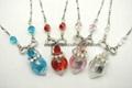 Essential oil  Perfume bottle  Pendant Necklace