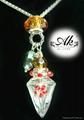 Essential oil  Perfume bottle  Pendant