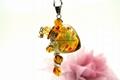 Essential oil  Perfume bottle  Pendant Necklace  1