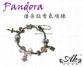 A-83 潘朵拉手鍊 (Pandora)