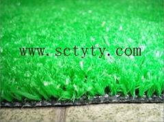 成都屋顶花园人造草坪
