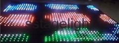 SMD Led Vision Curtain for Mobile DJ DJ decoration 7 colors 2*4m
