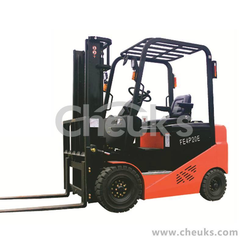 卓仕电动叉车FE4P20E 1