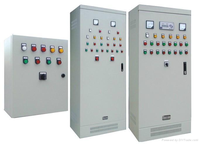 廣西電源切換控制櫃 1