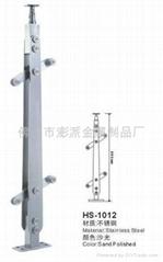 不鏽鋼樓梯欄杆配件