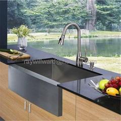 handmade 304 stainless steel kitchen sink