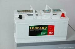 美洲豹奔驰车专用汽车蓄电池60