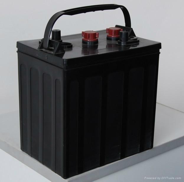 美洲豹高尔夫球车蓄电池3D-180 1