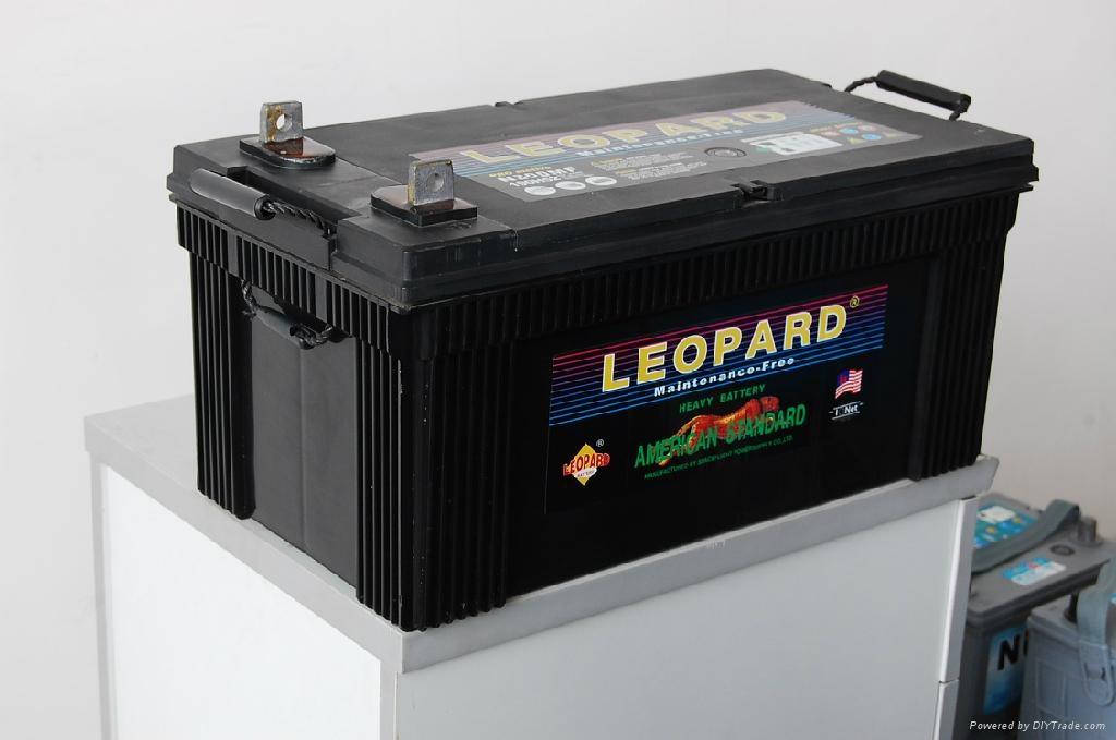 柴油发电机组蓄电池 1