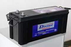德萬能鐵路機車蓄電池N200