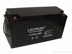 美洲豹太陽能系統蓄電池12V-
