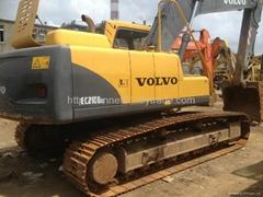 VOLVO  EC210B Excavator