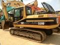 卡特320B挖掘机