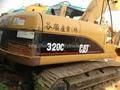 卡特320C挖掘机