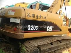 CAT 320C  EXCAVATOR