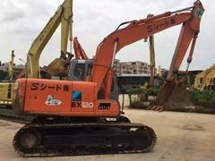 日立EX120-5二手挖掘機