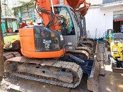 二手日立ZX75US挖掘機