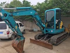 久保田KX155-3S挖掘機