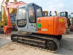 二手日立EX120-5液壓挖掘機