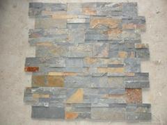 锈板岩Z型文化石
