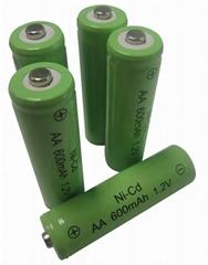 太陽能草坪燈電池