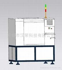 漢榮優品UP-F1系列經濟型散裝電池扣插件機