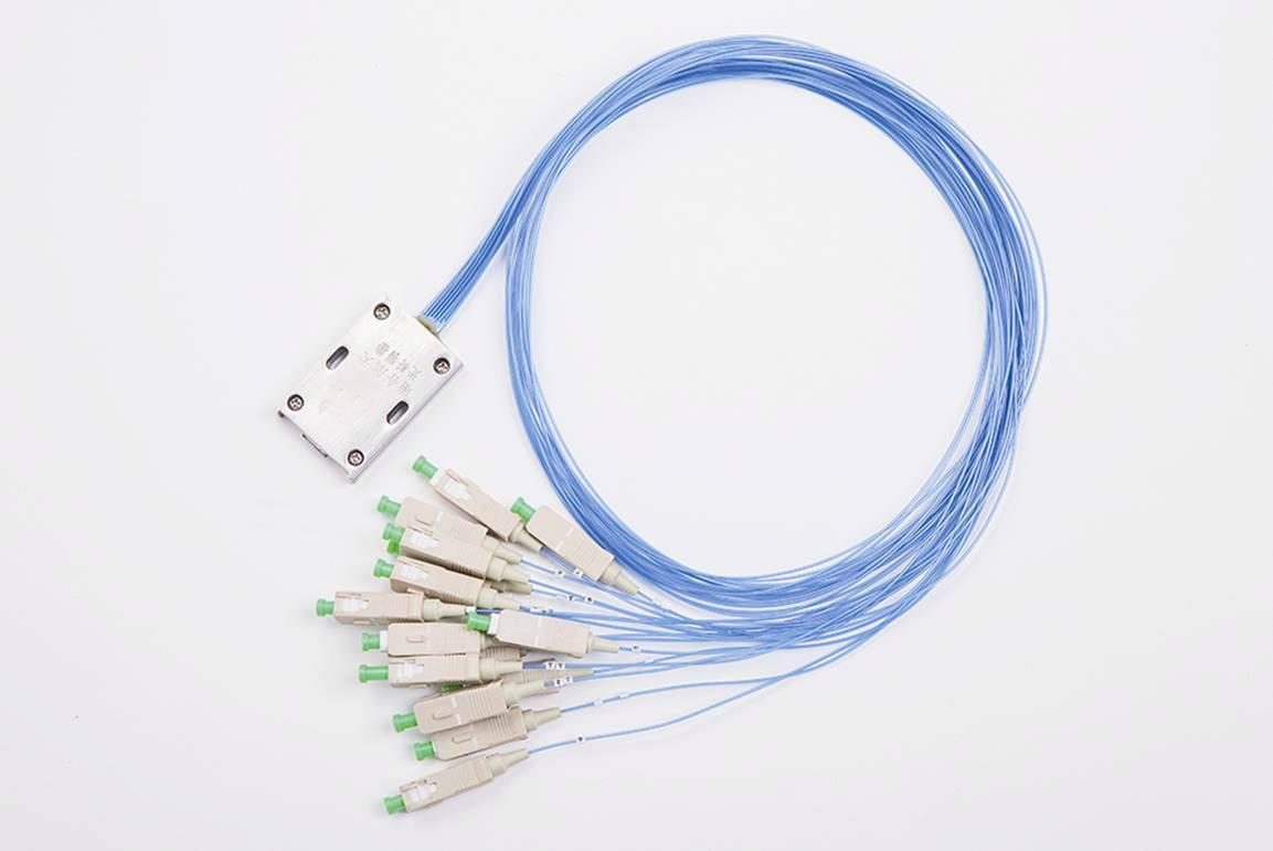 光纤阵列 / 光纤密排 1