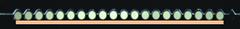 曲面光纤阵列