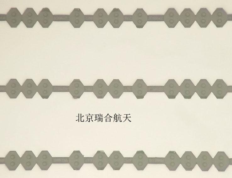 2D保偏光纤阵列 2