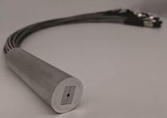thermostable fiber array