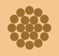 2D fiber array 3
