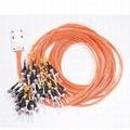 2D fiber array 7