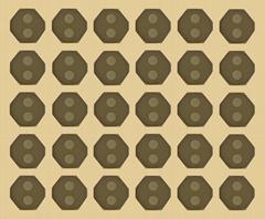 2D保偏光纤阵列