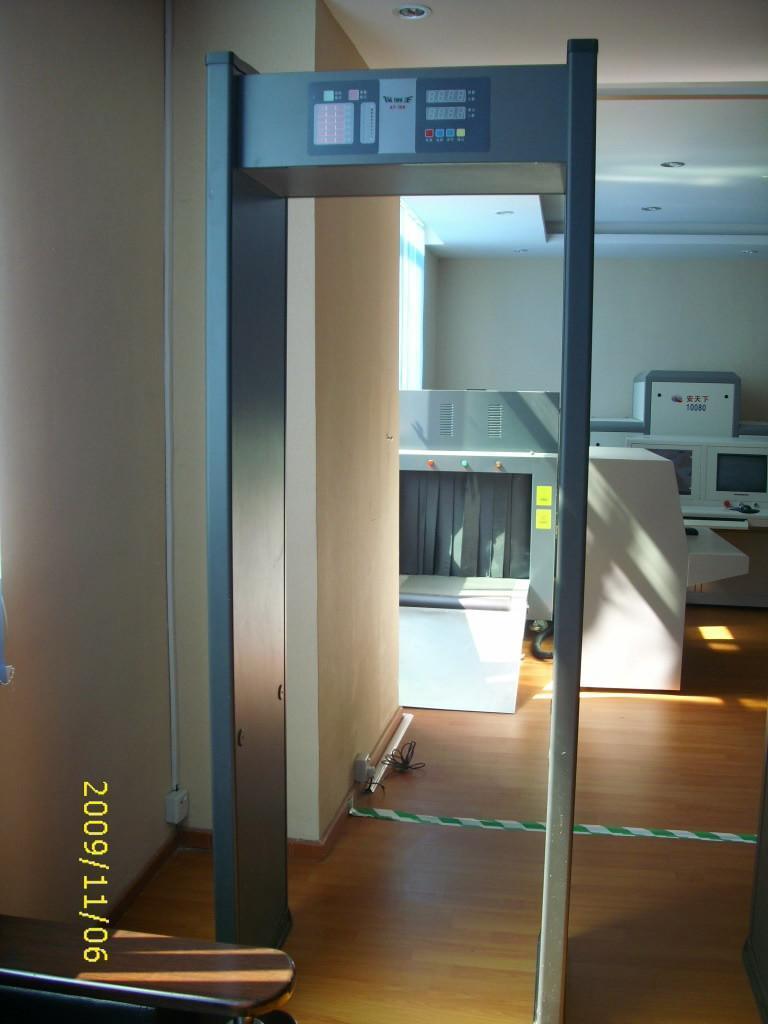 金屬探測安檢門 2