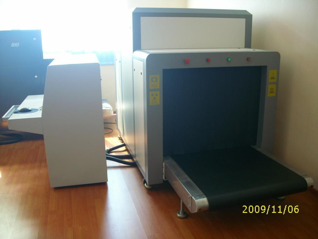 X-ray security check 3