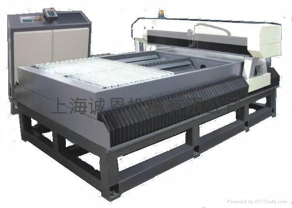 模切板专用激光切割机 2
