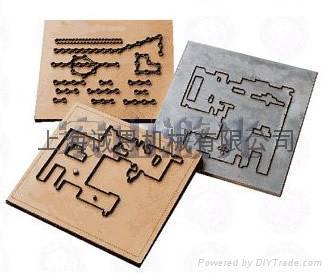模切板专用激光切割机 4