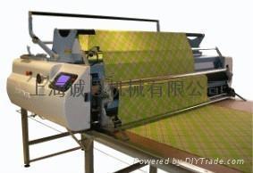 F1小型化、機動化、理想化、實用化之最理想平織拉布機
