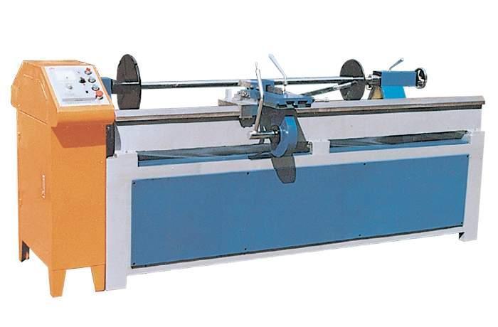 步进式塑胶皮卷裁机 1