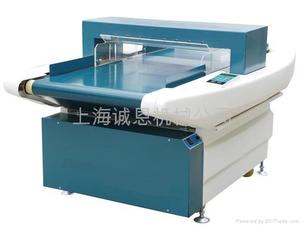 微電腦中文顯示抗干擾檢針機 1