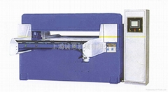 精密四柱自動平衡液壓裁斷機