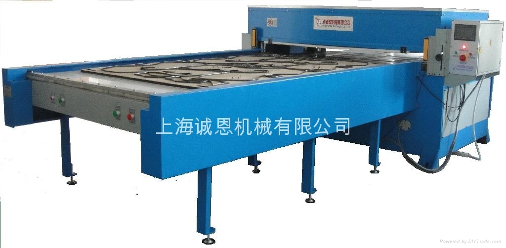 Many cutting cutting machine